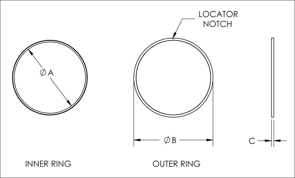 Ultron Systems, Inc  -- Grip Rings | Film Frames | Shippers